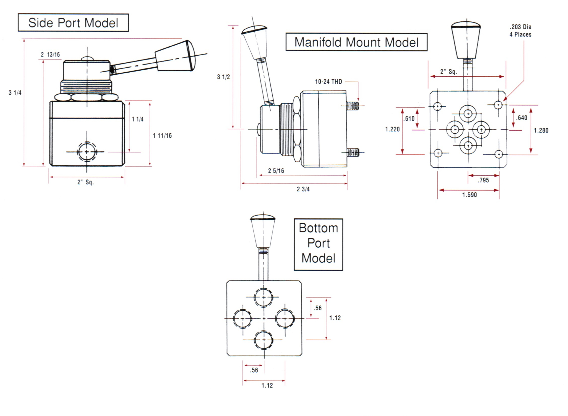 Directional control valves mdc series hydraulic directional parts breakdown for mdc series directional control valves click pooptronica